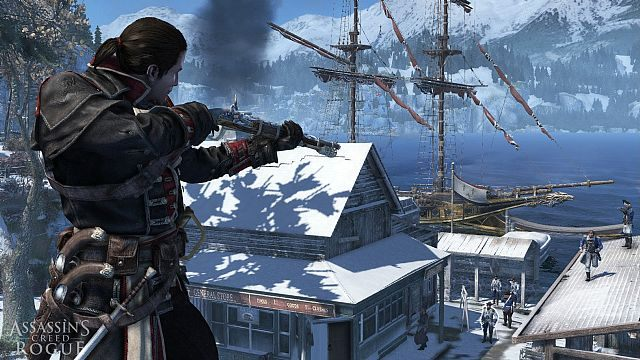Assassin's Creed: Rogue powinien przypaść do gustu fanom Black Flag - Assassin's Creed: Rogue na 20-minutowym gameplayu - wiadomość - 2014-09-29