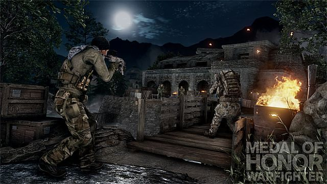 Medal of Honor: Warfighter – The Hunt – DLC oparte na historii polowania na Osamę Bin Ladena - ilustracja #1