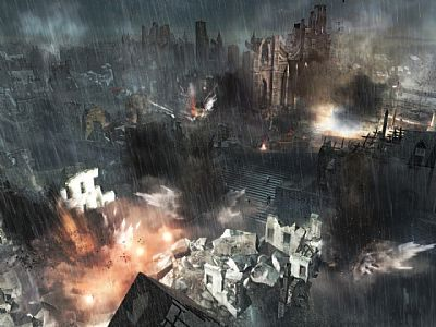 GOL na E3 2007: Company of Heroes: Opposing Fronts - ilustracja #3