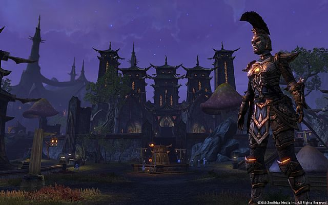 The Elder Scrolls Online - screen #2 - 2012-10-26