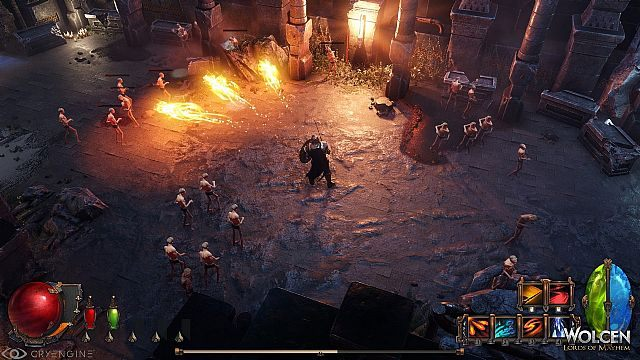 Wolcen: Lords of Mayhem - hack-and-slash na CryEngine zadebiutował w Steam Early Access - ilustracja #2