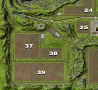 Sector A Map - horseshoes in Farming Simulator 2013