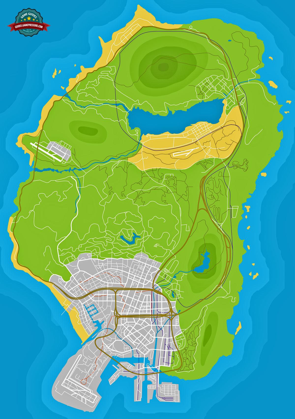 Gta 5 Hookers Location GTA V Map - Prostitutes