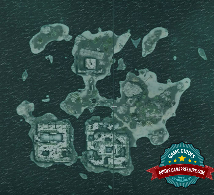 Map of Santanillas - Collectibles  - Assassin's Creed IV: Black Flag