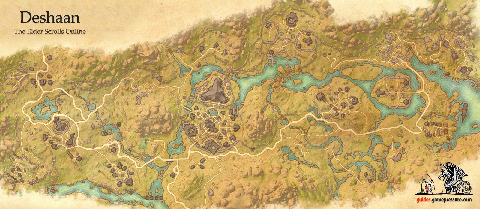 The Elder Scrolls Online - Deshaan