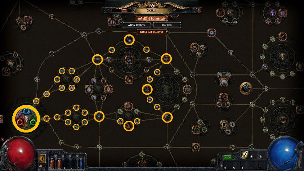 Poe Slayer Map Build