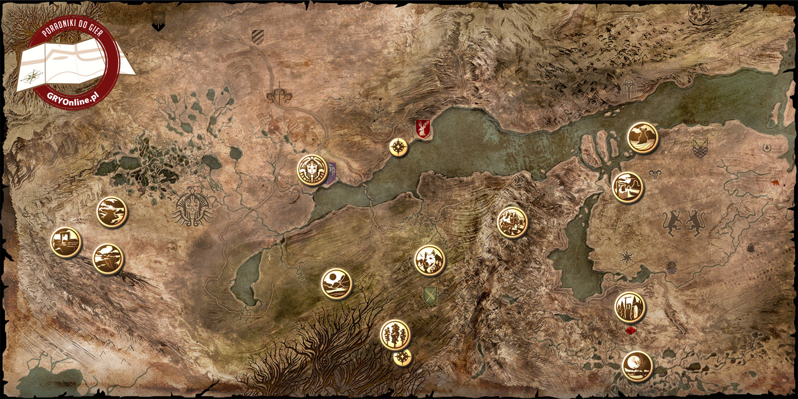 Hissing wastes tomb locations beautiful scenery photography