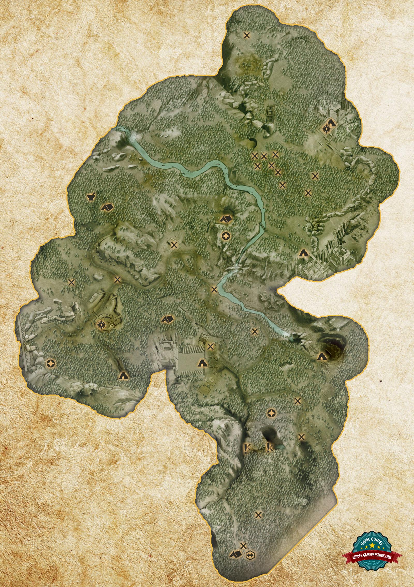 M17 emerald graves the frostback basin dlc world atlas dragon