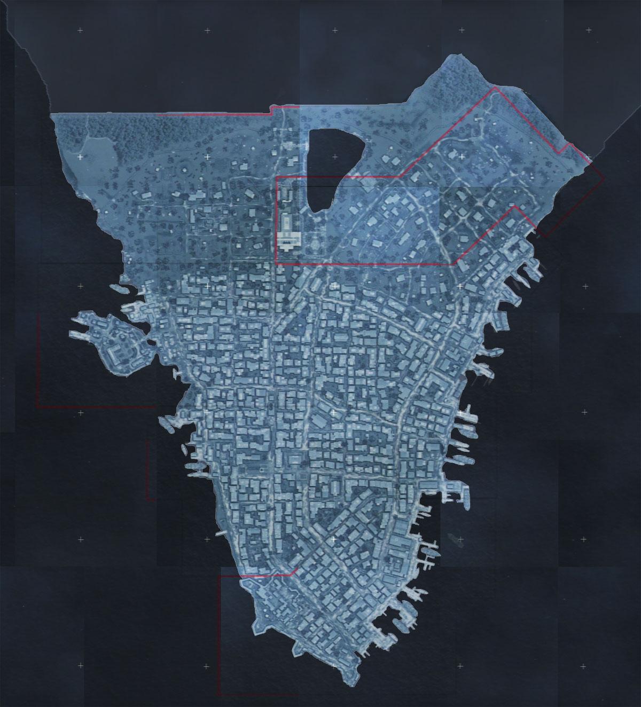 Nowy Jork Mapa Mapa do ac Rogue Nowy Jork