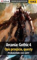 Poradnik Arcania: Gothic 4 (Arcania: A Gothic Tale)