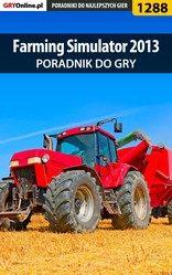 Poradnik Farming Simulator 2013