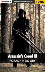 Poradnik Assassin's Creed III  [X360]