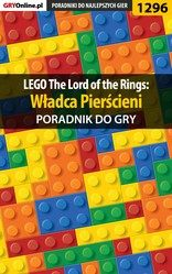 Poradnik LEGO The Lord of the Rings: W�adca Pier�cieni (LEGO The Lord of the Rings)