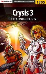 Poradnik Crysis 3 oficjalny polski poradnik do gry