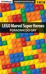 Poradnik LEGO Marvel Super Heroes