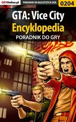 Poradnik Grand Theft Auto: Vice City Encyklopedia