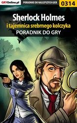 Poradnik Sherlock Holmes i tajemnica srebrnego kolczyka (Adventures of Sherlock Holmes: The Silver Earring)