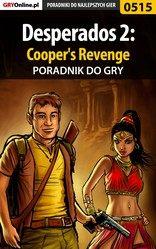 Poradnik Desperados 2: Cooper's Revenge
