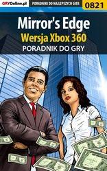 Poradnik Mirror's Edge oficjalny polski poradnik do gry [X360]