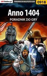 Poradnik Anno 1404 (Dawn of Discovery)