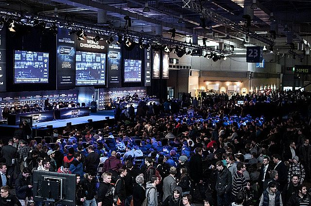 Intel Extreme Masters World Championship - 2013-03-16