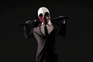Картинка парень с пистолетом