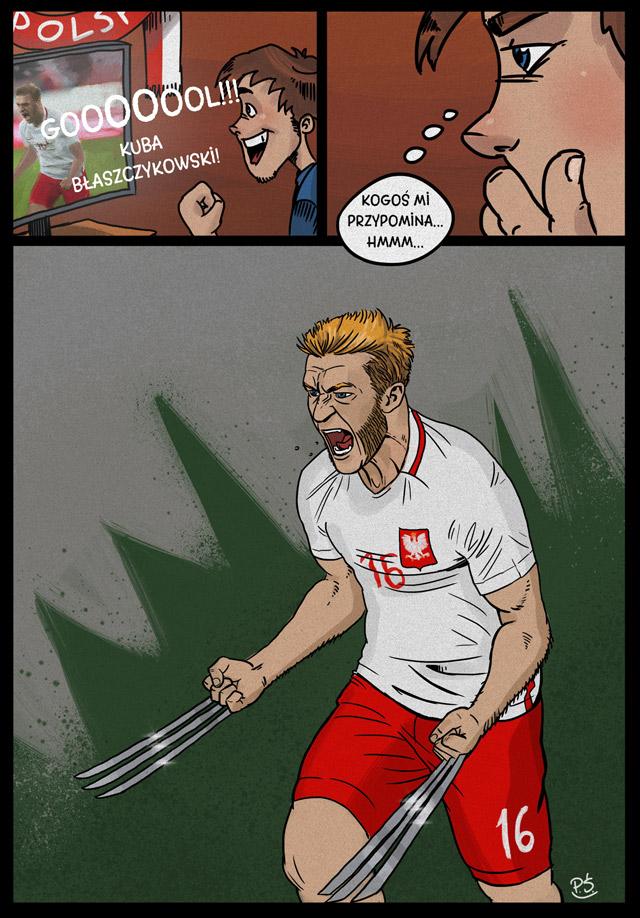 Kuba - komiks oGRYzki, odc. 33.