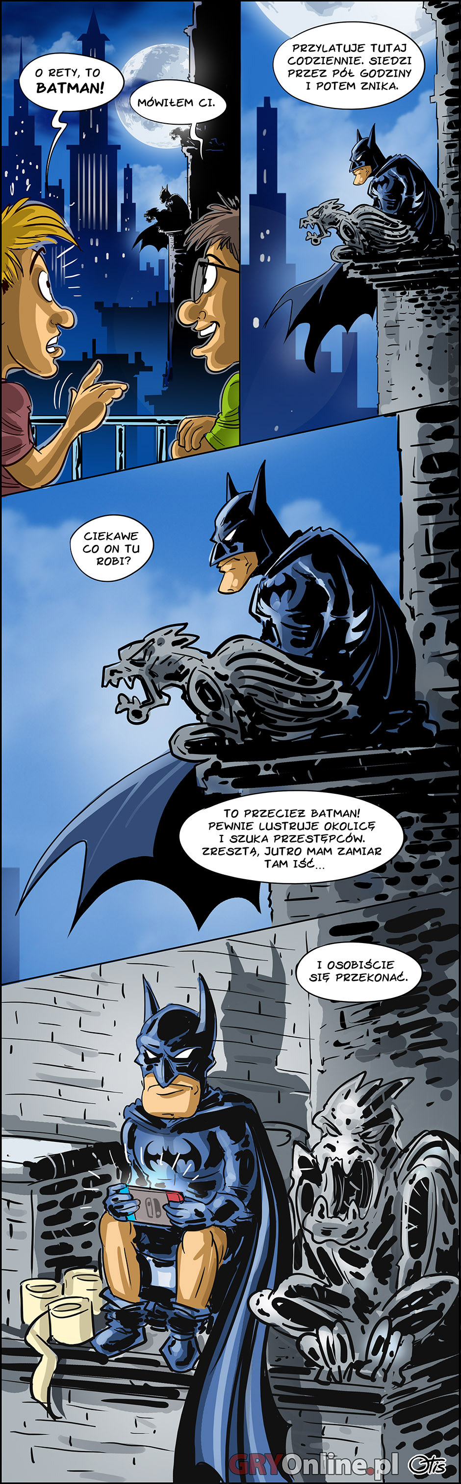 komiks Batman