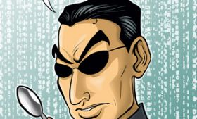 Komiks Cartoon Games - odc. 45 - Enter the Matrix