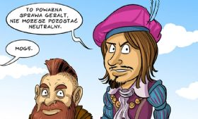 Komiks Cartoon Games - odc. 235 - Wybory moralne