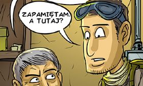 Komiks Cartoon Games - odc. 188 - Potwory