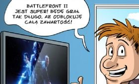 Komiks Cartoon Games - odc. 226 - Battlefront 2