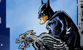 Komiks Cartoon Games - odc. 223 - Batman