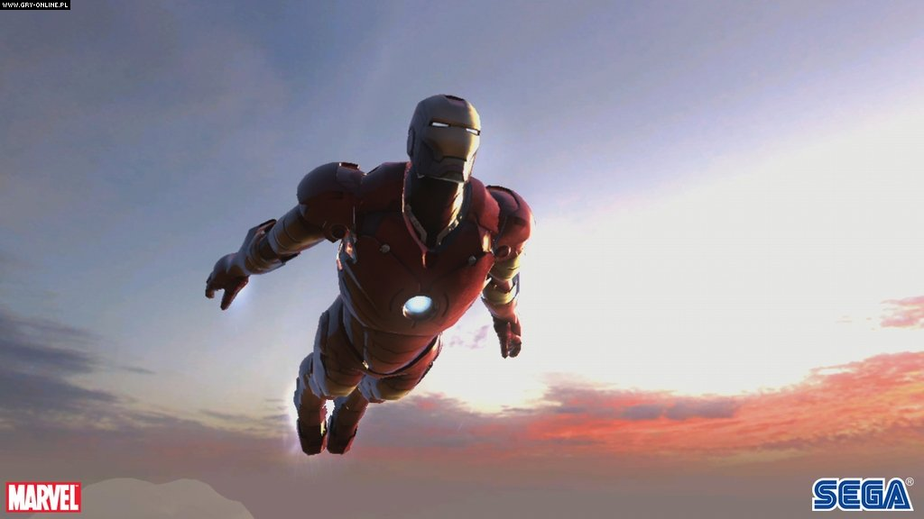 Iron Man X360 Gry Screen 48/102, SEGA