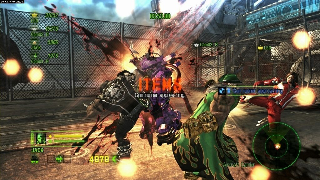 Anarchy Reigns X360 Gry Screen 34/82, PlatinumGames, SEGA