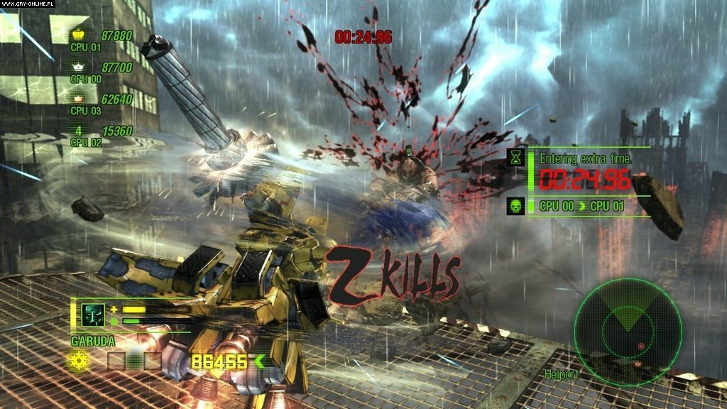Anarchy Reigns X360 Gry Screen 33/82, PlatinumGames, SEGA