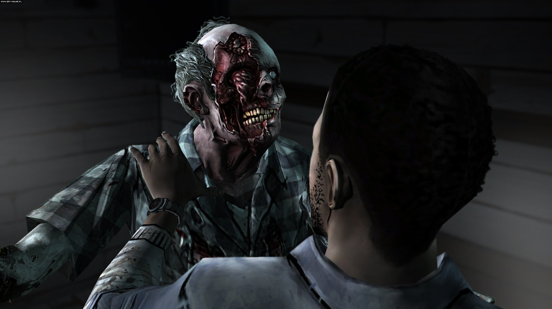 The Walking Dead: A Telltale Games Series - Season One PC, X360, PS3, AND, iOS, Switch Gry Screen 4/30, Telltale Games