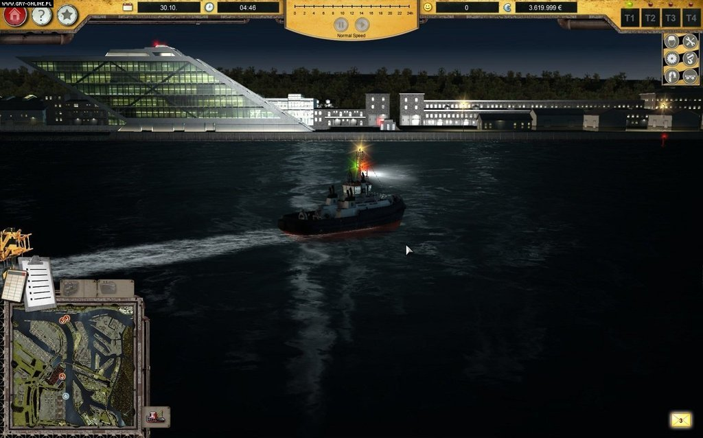 Symulator Portu 2012 PC Gry Screen 1/5, UIG Entertainment