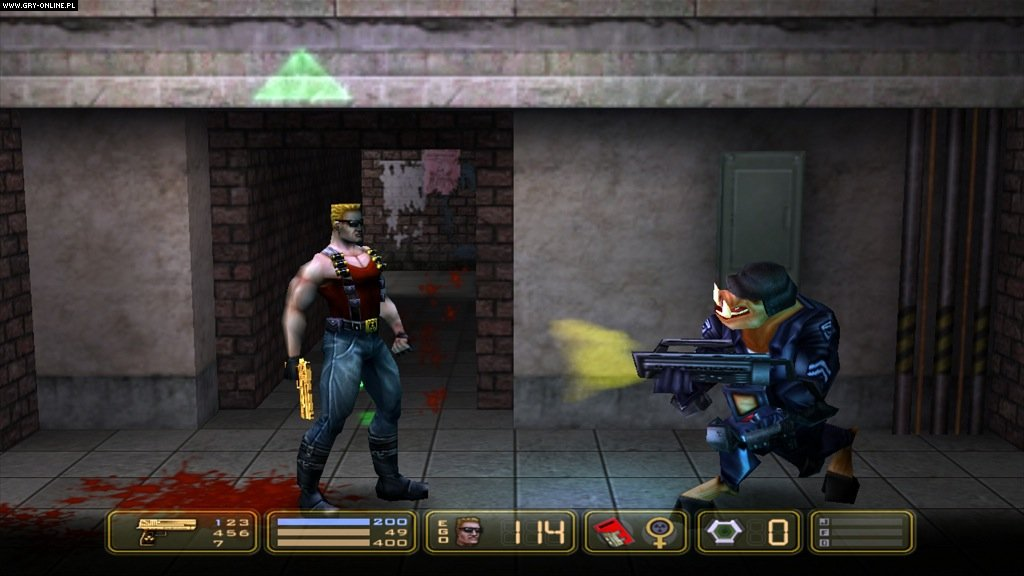Duke Nukem: Manhattan Project X360 Gry Screen 5/30, Sunstorm Interactive, Arush Entertainment