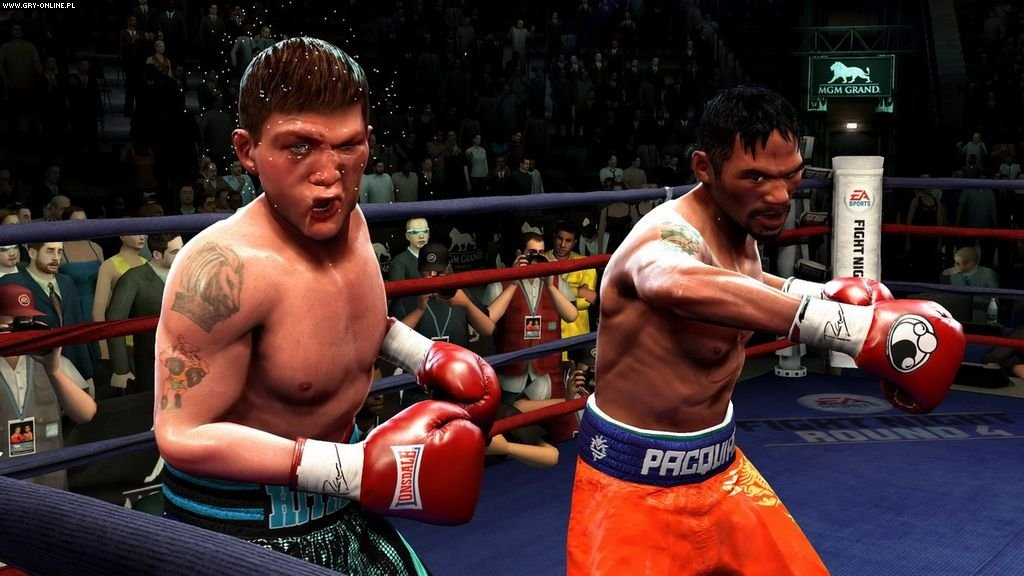 Fight Night Round 4 X360 Gry Screen 94/164, EA Sports, Electronic Arts Inc.