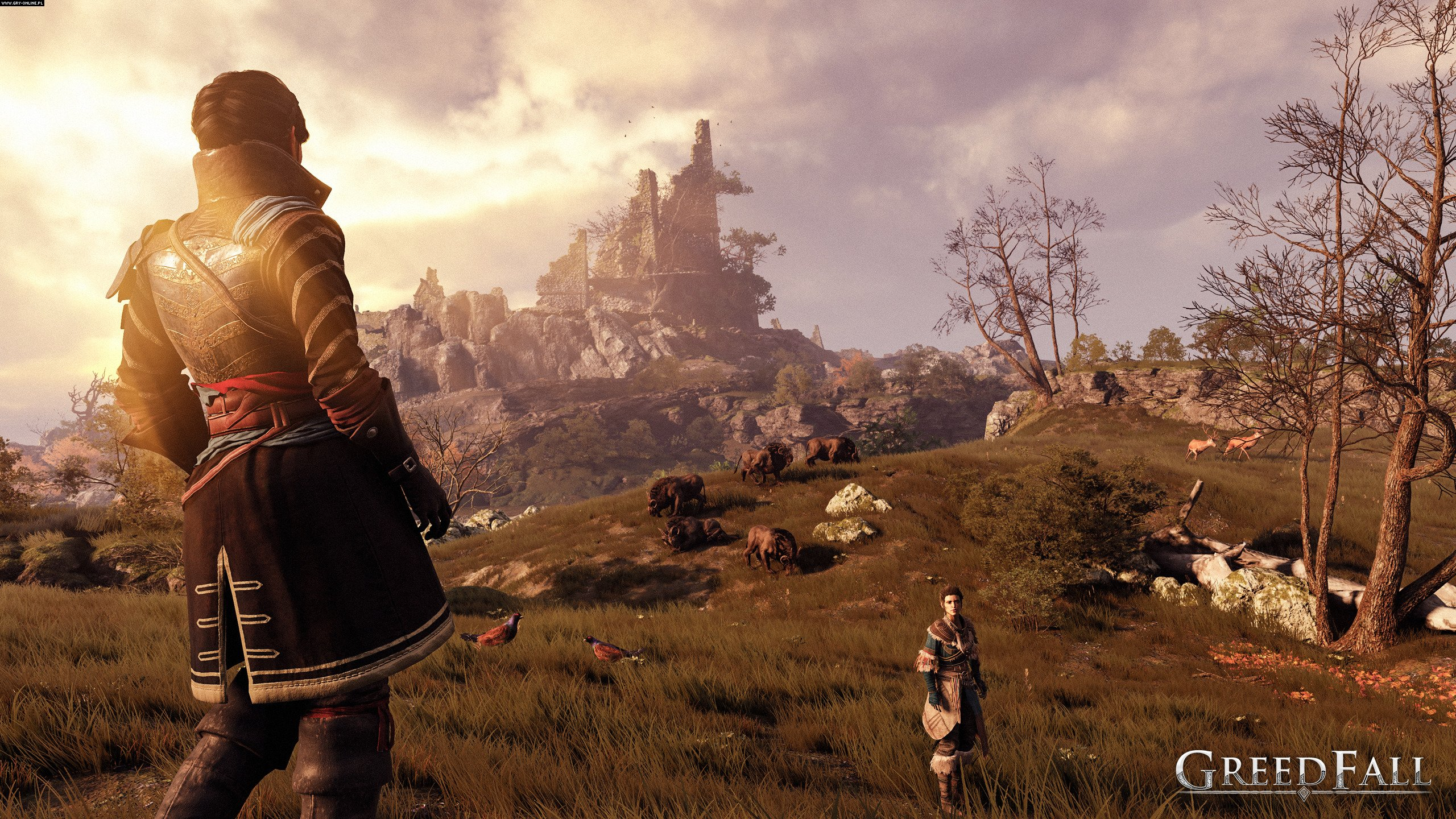 GreedFall PC, PS4, XONE Gry Screen 8/15, Spiders, Focus Home Interactive