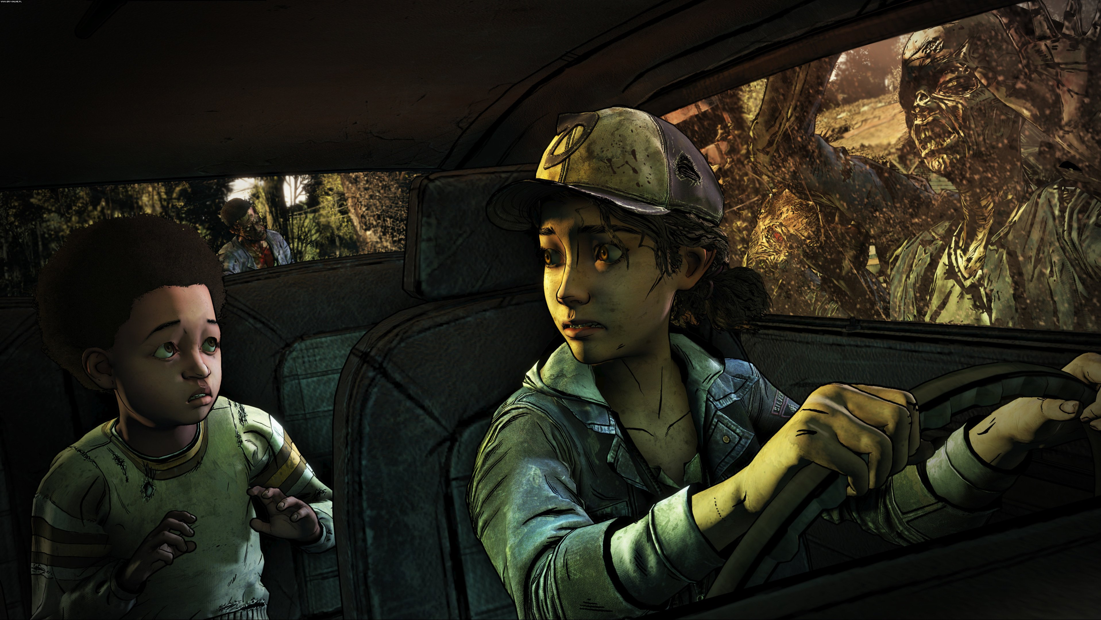 The Walking Dead: The Final Season PC, PS4, XONE, AND, iOS, Switch Gry Screen 23/29, Telltale Games
