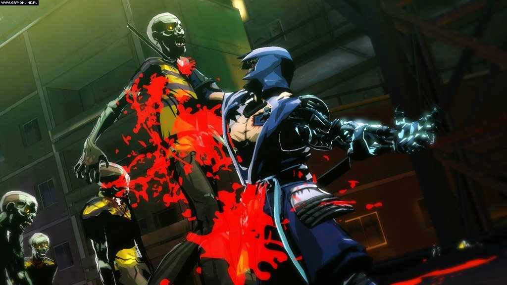 Yaiba: Ninja Gaiden Z X360, PS3 Gry Screen 62/87, Comcept, Koei Tecmo