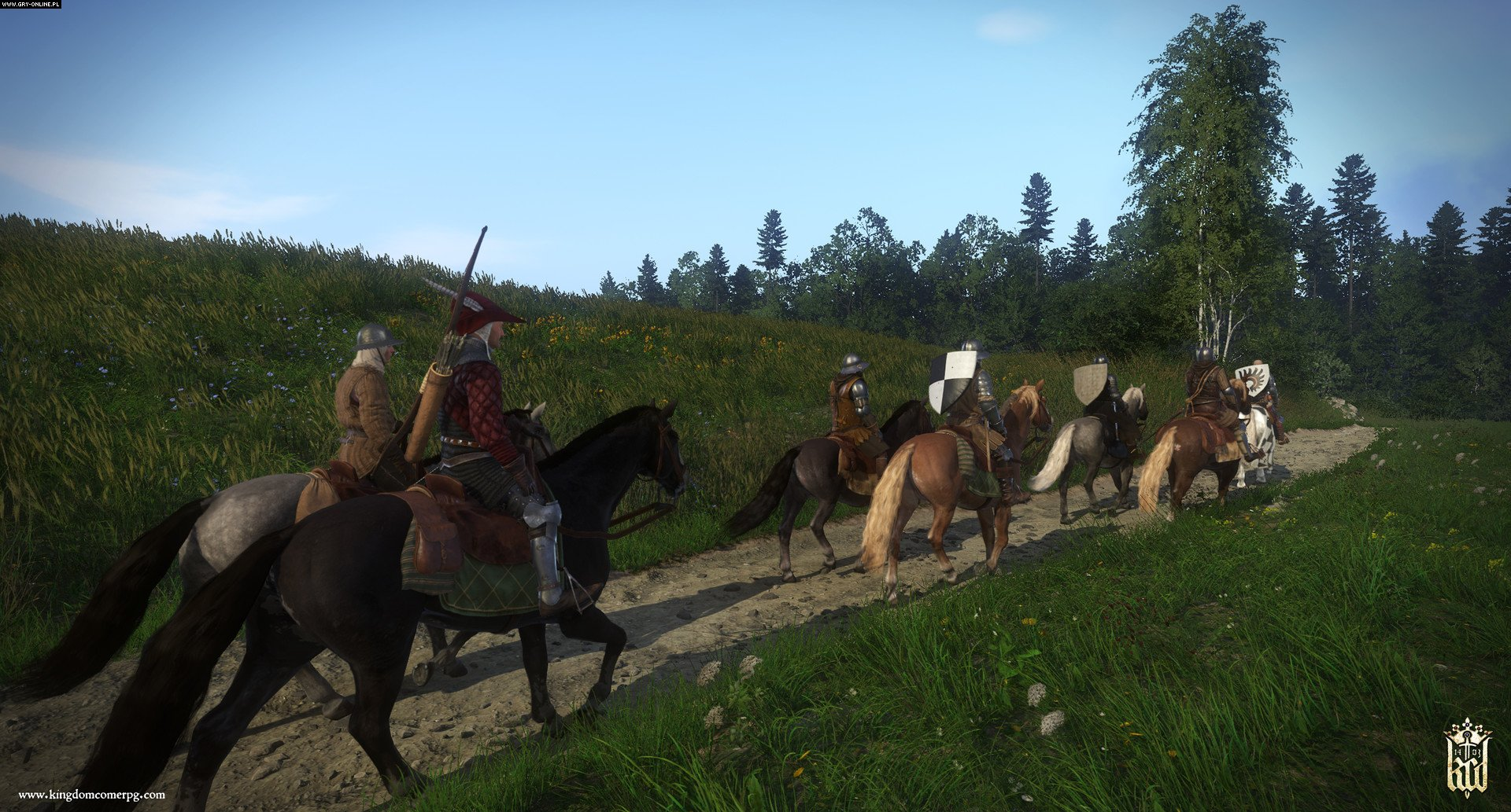 Kingdom Come: Deliverance - Band of Bastards PC, PS4, XONE Gry Screen 5/8, Warhorse Studios, Deep Silver / Koch Media