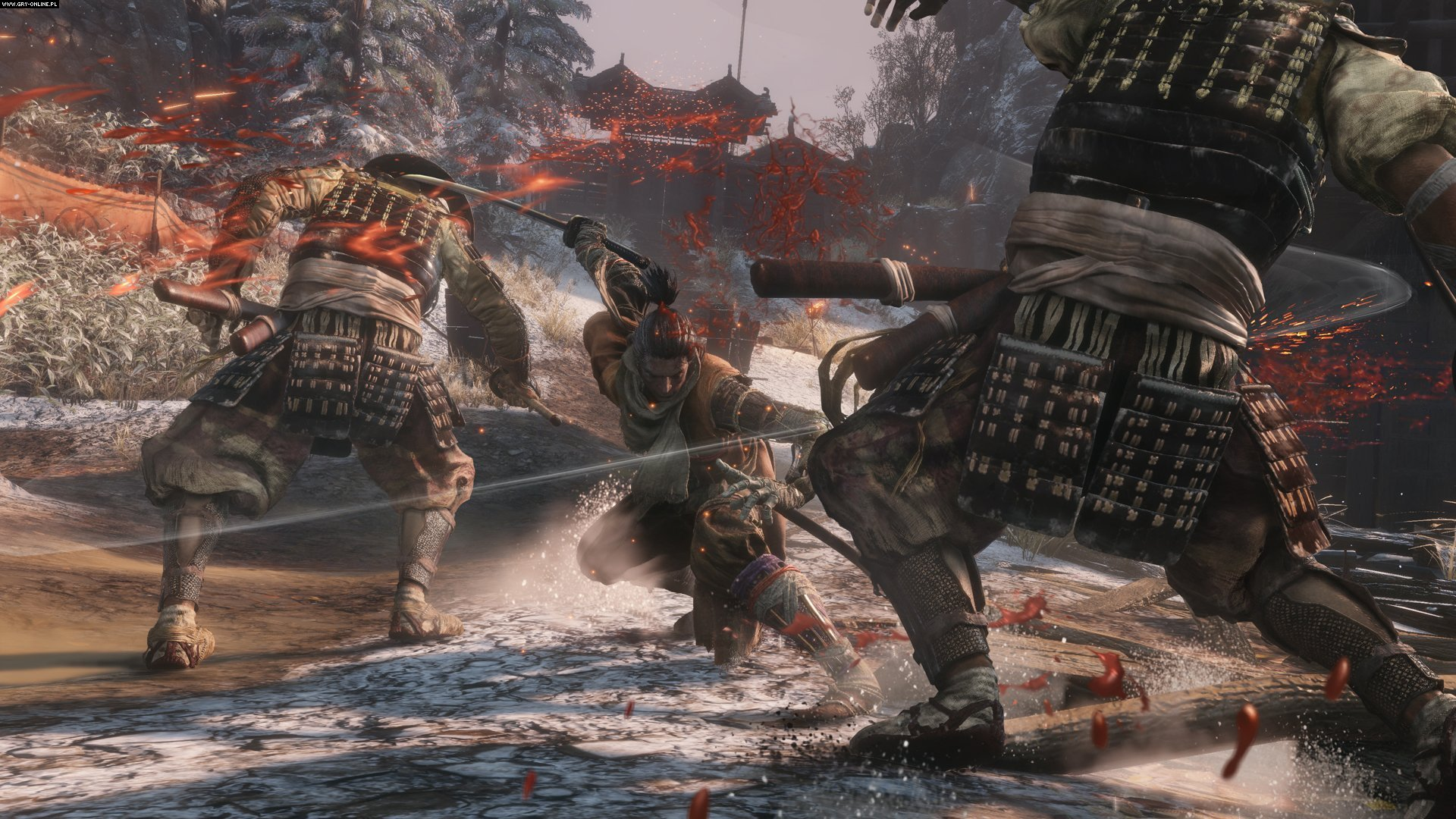 Sekiro: Shadows Die Twice PC, PS4, XONE Gry Screen 1/29, FromSoftware, Activision Blizzard