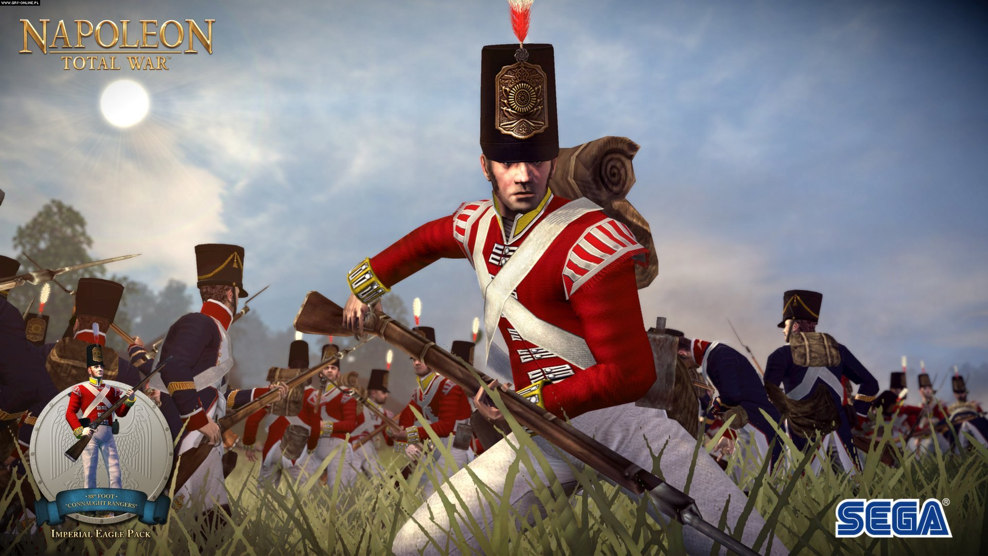 Napoleon: Total War PC Gry Screen 6/100, Creative Assembly, SEGA