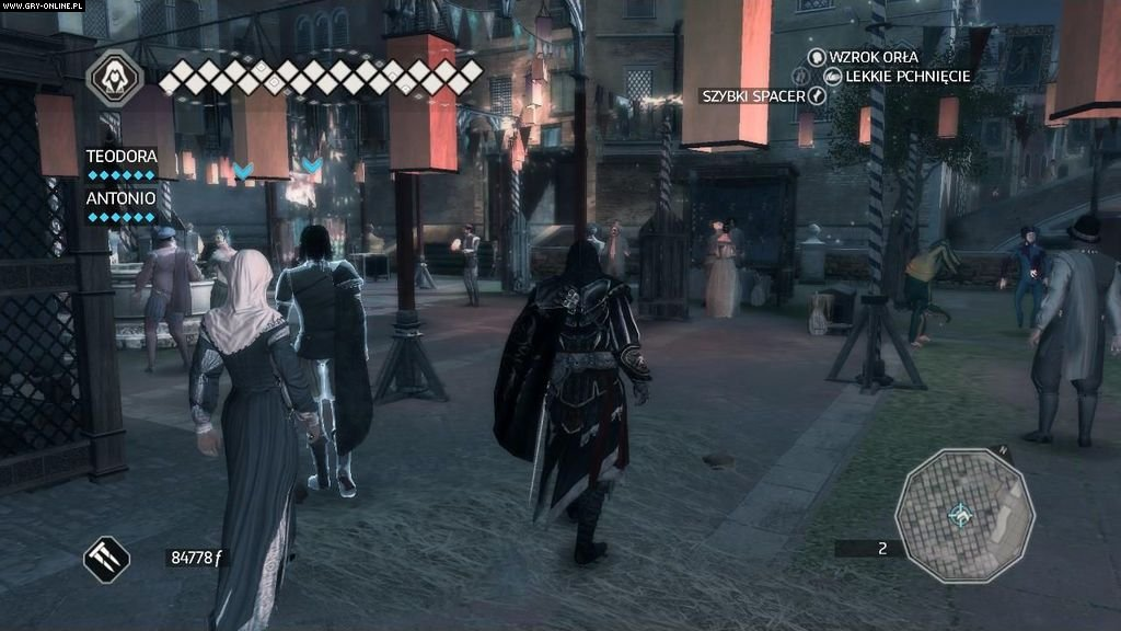 Assassin's Creed II PC Gry Screen 71/190, Ubisoft
