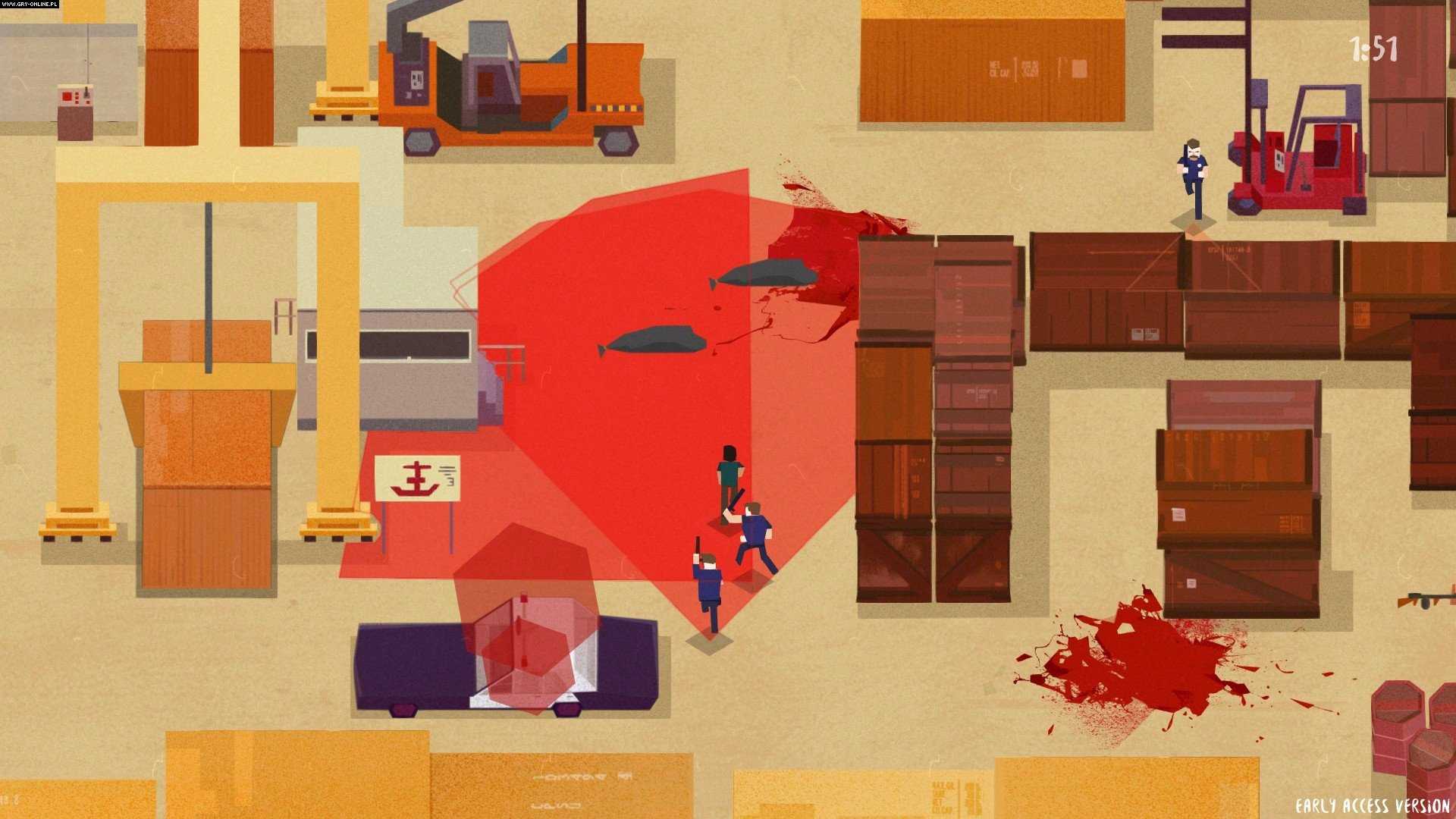 Serial Cleaner PC, PS4, XONE, Switch Gry Screen 5/28, iFun4all / Draw Distance, Curve Digital