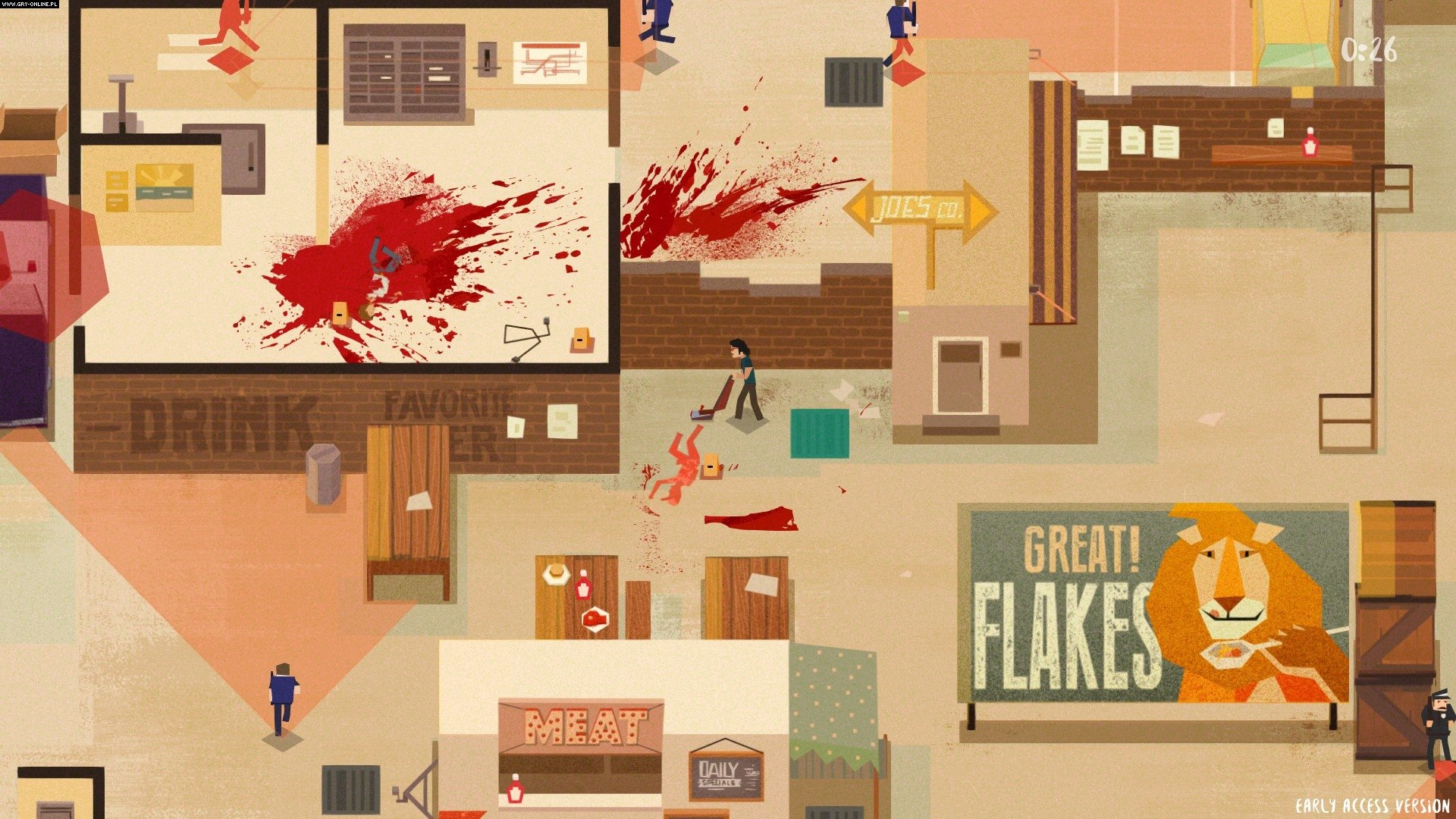 Serial Cleaner PC, PS4, XONE, Switch Gry Screen 4/28, iFun4all / Draw Distance, Curve Digital