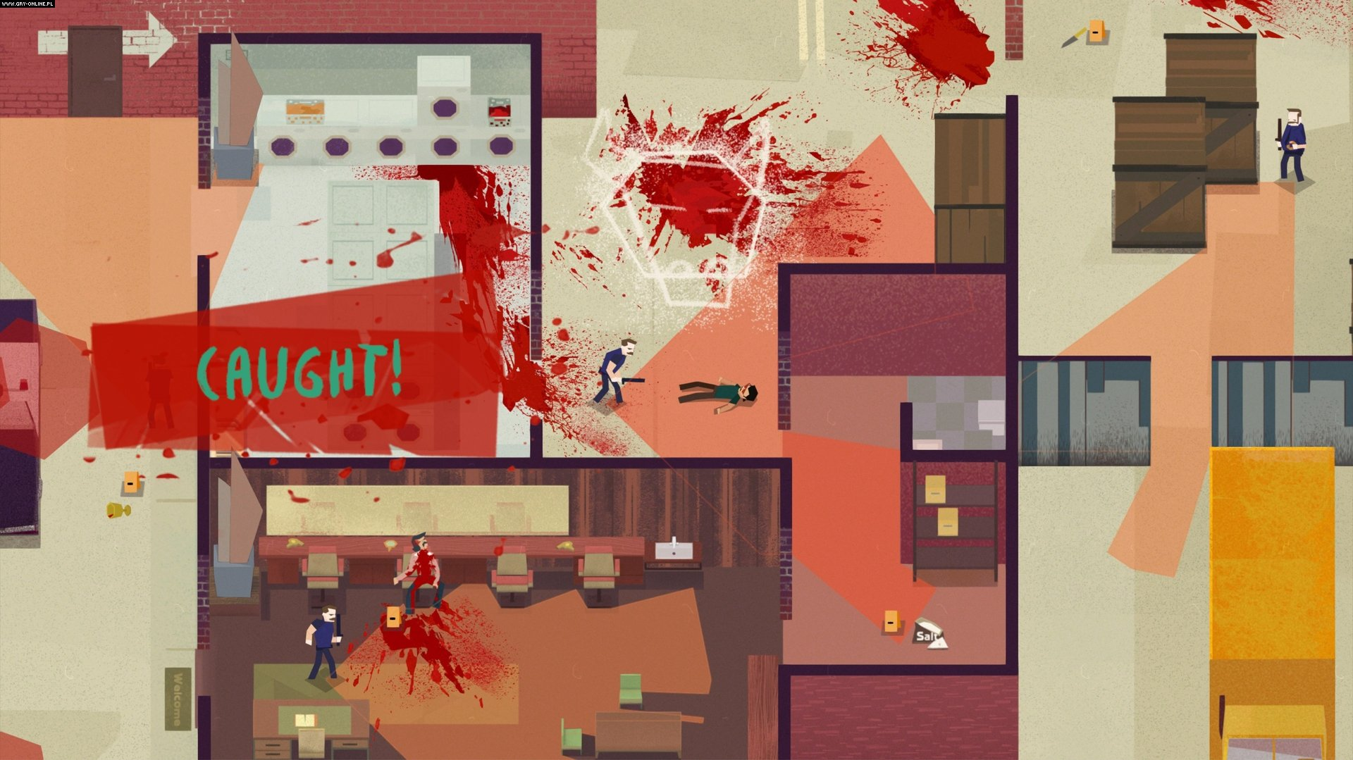 Serial Cleaner PC, PS4, XONE, Switch Gry Screen 3/28, iFun4all / Draw Distance, Curve Digital